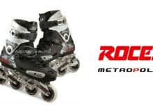 Ролики Roces Metropolis - отзывы, описание, характеристики, обзор