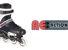 Роликовые коньки Re:Action
