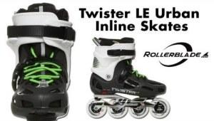 Роликовые коньки Twister от компании Rollerblade