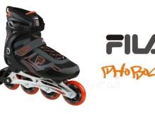 Роликовые коньки Fila Phobos - обзор, описание, отзывы и характеристики