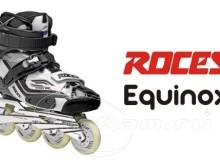 Роликовые коньки Roces Equinox, обзор, описание, тест, характеристики, отзывы