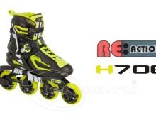 Роликовые коньки ReAction H706 - отзывы, описание, комментарии, обзор, характеристики