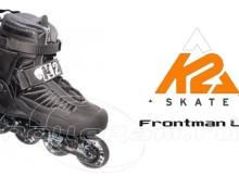 Ролики K2 Frontman Uni - обзор, описание, комментарии, отзывы