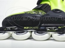 Роликовые коньки K2 Il Capo - обзор, описание, отзывы