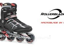 Роликовые коньки Rollerblade Macroblade 84 Alu, описание, отзывы, комментарии, обзор