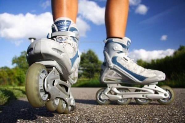 Почему болят ноги в роликовых коньках