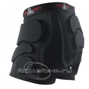 Использование защиты копчика для роллера, использования защитных шортов, бронетрусы, бронешорты