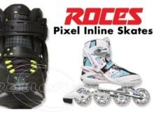 Роликовые коньки Roces Pixel - обзор, описание, комментарии, отзывы