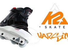 Роликовые коньки K2 Varsity: обзор, описание, отзывы, комментарии