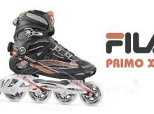 Роликовые коньки Fila Primo XTA - обзор, комментарии, тесты и отзывы