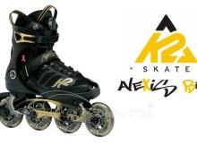 Роликовые коньки K2 Alexis Boa: обзор, отзывы, комментарии и описание