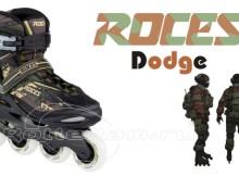 Роликовые коньки Roces Dodge: обзор, описание, характеристики, отзывы