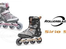 Роликовые коньки Rollerblade Sirio SK 82 - обзор, комментарии, отзывы, описание