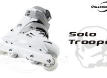 Роликовые коньки Rollerblade Solo Trooper: обзор, описание, отзывы, комментарии