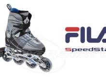 Детские ролики Fila Speedstar - описание, характеристики и отзывы