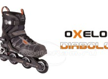 Роликовые коньки Oxelo Diabolo: обзор, отзывы, описание,... | Rolleram.ru - все что надо знать о роликах