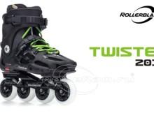 Роликовые коньки Rollerblade Twister 2015: обзор, описание, отзывы,... | Rolleram.ru - все что надо знать о роликах