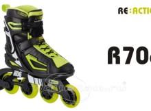 Роликовые коньки Re:Action R706, обзор и отзывы