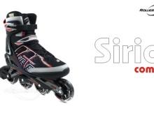 Роликовые коньки Roleerblade Sirio Comp, описание и отзывы