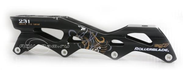 Сравнение композитной и алюминиевой рамы для роликовых коньков