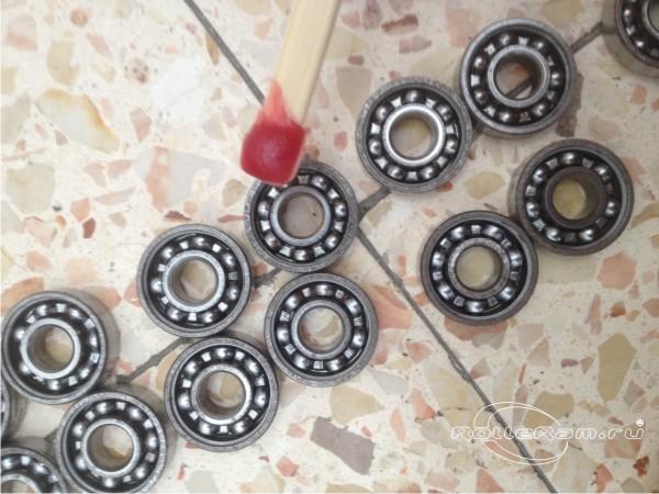 Промывка подшипников роликовых коньков, инструкция, обзор, отзывы